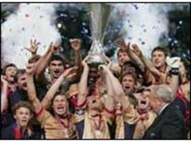 UEFA Kupası CSKA Moskova'nın